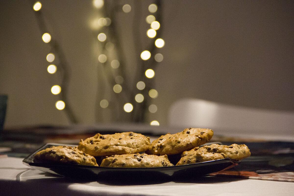 Mandli- ja India pähkli kreemi küpsised